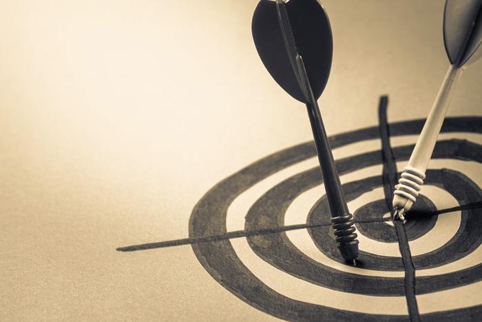 Defina metas e objetivos a curto médio e longo prazo