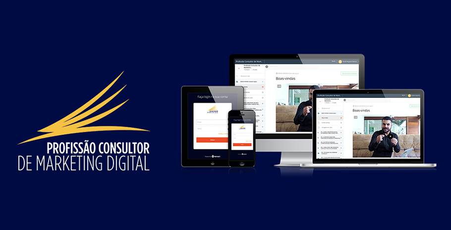 Curso Online Profissão Consultor de Marketing Digital