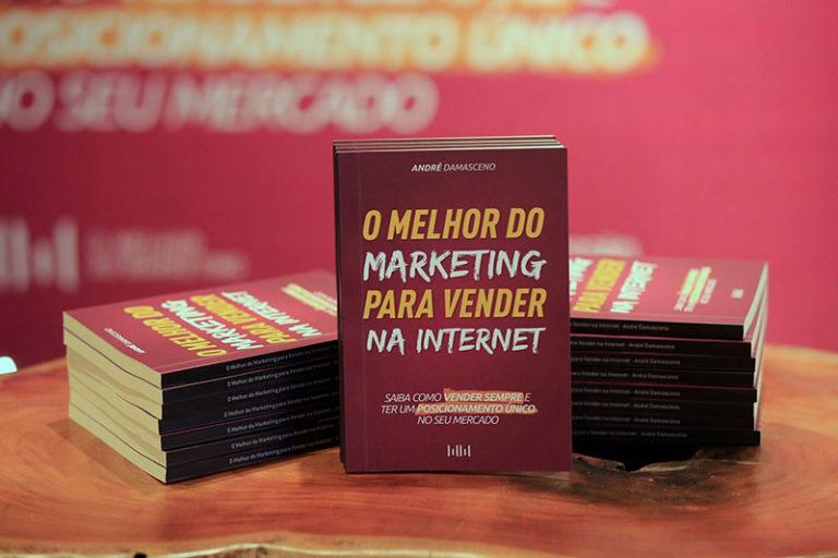 Livro O Melhor do Marketing para Vender na Internet