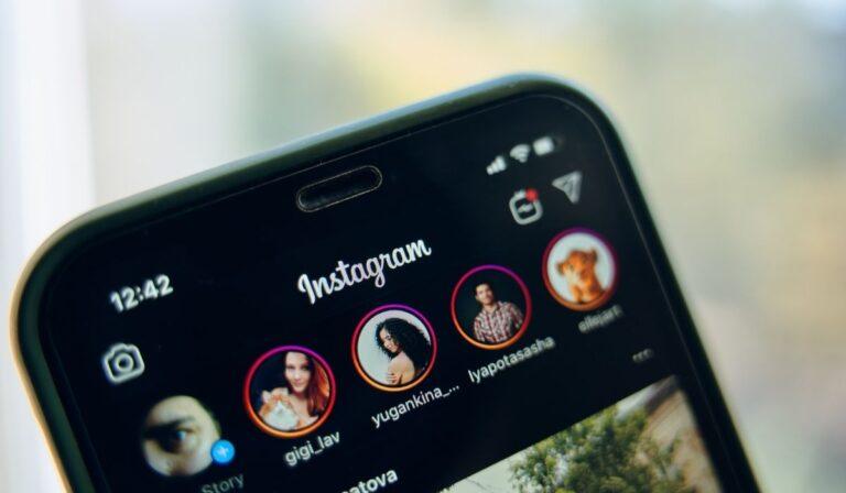 selos no Instagram